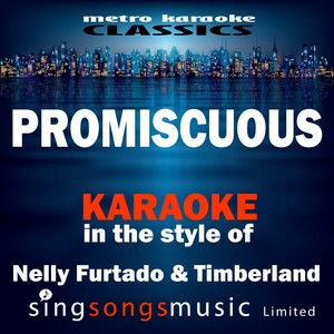 Nelly Furtado/Timbaland - Promiscuous
