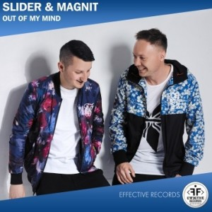 Slider/Magnit - Out Of My Mind